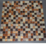Ceramic Mosaic Tile Crystal Glass Mosaic for Swimming Pool Tile