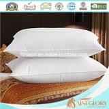 La pluma blanca del compartimiento del ganso tres abajo soporta para la almohadilla del hotel de cinco estrellas