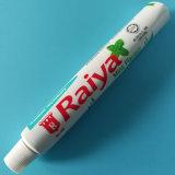 歯磨き粉および剃るクリーム5gおよび10gのためのAluminium&Plasticの包装の管