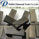 Diamant-Ausschnitt-Schaufel-Granit Sgment für Bergbau bearbeitet Marmorstein