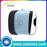Vidros 3D video de venda superiores da caixa de Vr mini para o presente da promoção