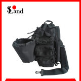 Negro rectangular arma de la pistola del bolso
