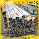 Customzied Aluminiumstrangpresßling bauen Zeile Profil für industriellen Gebrauch zusammen