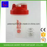 O abanador feito sob encomenda BPA da proteína do logotipo livra o frasco do abanador com palha