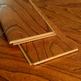 Sich hin- und herbewegender festes Holz-Bodenbelag für Wohnzimmer
