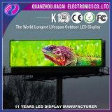 Muestras al aire libre a todo color modificadas para requisitos particulares de la talla P10 SMD LED
