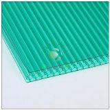 UV защищенный клетчатый лист полости поликарбоната сота