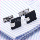 Super Cufflinks 377 van het Agaat van Gemelos van het Onyx van de Kwaliteit VAGULA