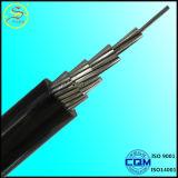 Cables aislados PVC aislados PVC de aluminio del conductor