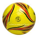 Balón de fútbol llano al por mayor 2 de la talla 5 del diseño del deporte