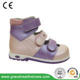 Half-Closed пец ноги ягнится ботинки плоских ботинок предохранения ноги протезные