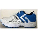 Участвовать в гонке ботинки ботинок идущие с ботинками печатание PU кожаный верхними