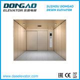 Fracht-Aufzug mit HaarstrichEdelstahl Ds-01