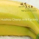 Novo fruto artificial de banana de 3 cabeças