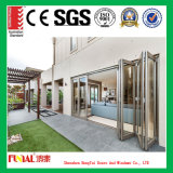 Portelli di entrata di alluminio dell'appartamento superiore