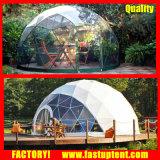 tenten van de Koepel van het Huwelijk van 20m de Geodetische Ronde voor de Gebeurtenissen van de Tuin
