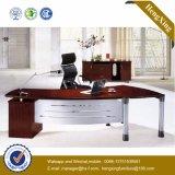 Mobilia L Tabella esecutiva di legno di figura (NS-ND133) della scrivania della quercia