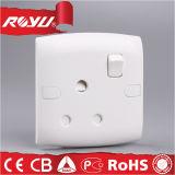Выход гнезда силы высокого качества электрической переключенный стеной для дома