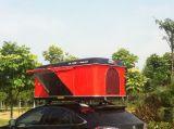 Barraca dura da parte superior do telhado do carro do escudo para o acampamento ao ar livre