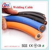 Multi Vastgelopen Dubbel Rubber Geïsoleerd pvc isoleerde de Flexibele Kabel van het Lassen