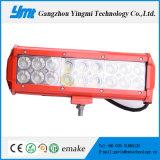 Offroad SUV를 위한 크리 사람 54W LED 일 Ligt를 E 만드십시오