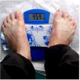 Электронная емкость маштаба 150kg ванной комнаты веса тела цифров
