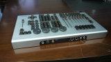 Großartiges MA auf Controller-Stadiums-Gerät der PC Befehls-Flügel-Licht-Konsolen-DMX