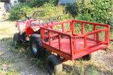Grande azienda agricola rossa ATV di memoria per il capretto degli adulti