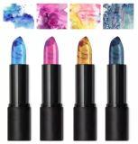 Het nieuwe Marmeren Zuivere Bevochtigende Privé Etiket van de Lippenstift