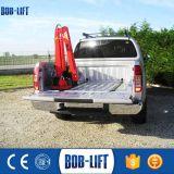 Constructeur mobile de grue de camion de mini porte-fusée hydraulique de la Chine (SQ08A4)