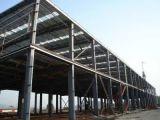 Vor-Ausgeführte Stahlgebäude-Installationssätze für industrielle Anwendung