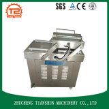 Maquinaria de empacotamento líquida e bloco de vácuo automático Dz500