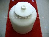 Vasi di ceramica del laminatoio dell'allumina