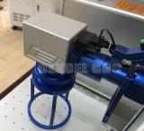 Système tenu dans la main d'inscription de laser de machine d'inscription de laser de fibre pour des solides solubles