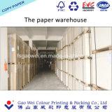 70g-80g高品質のオフィスのための白いコピー用紙、高い明るさA4のペーパー、コピー用紙