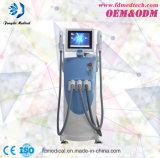 3 em 1 Opt ND da E-Luz: Equipamento da beleza do laser de YAG para a remoção do cabelo e o rejuvenescimento permanentes da pele