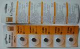 Lithium-Tasten-Zellen-Batterie Cr927