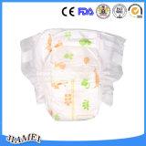 Bons tecidos do bebê da absorção com Topsheet não tecido
