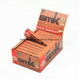 Papel de balanceo del tabaco de Smk Brown 110m m