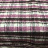 Проверка стороны Stock ткани шерстей по-разному двойная