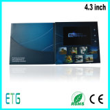 "4.3 ""Inch HD / IPS Screen Video Business Player para venda quente"