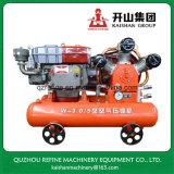 Kaishan 22HP beweglicher Grubenwetter-Kompressor für den Jack-Hammer, der W-3/5 fährt