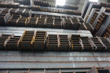 Feixe de H para construções de edifício