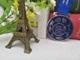 2017最も新しい丸型のスポーツ・イベントメダルをカスタム設計しなさい