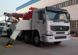 中国の製造者の頑丈な40t道のレッカー車のレッカー車