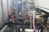 Pequeña máquina del moldeo por insuflación de aire comprimido de la botella del animal doméstico para el cliente de los E.E.U.U.