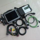 Beste BR sluit C5 het Hulpmiddel van de Diagnose aan WiFi voor MB Auto's en de Tablet IX104 aan van de Software V2016.09+Xplore van de Ster Trucks+MB C5 (I7, 4GB)