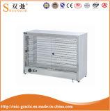 販売のためのSc60 3商業高品質の暖まるショーケース