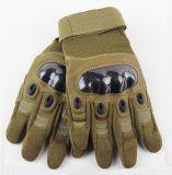 Перчатки военной подготовки Microfiber защитного полного перста высокого качества Rigwarl тактические