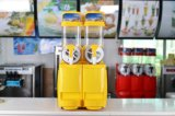 A Shell Slush Machine ABS com 2/3 Tanques